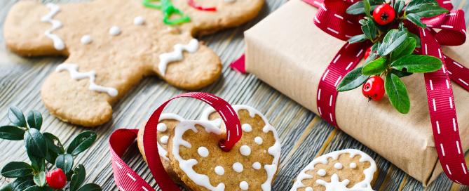 Christmas food drive