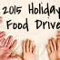 food drive hands