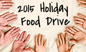 food drive hands small